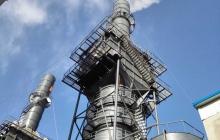 湿电、脱硫一体化系统