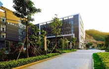 中海信总部中心示范区景观工程
