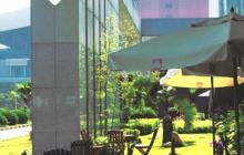 深圳市文化中心室外园林景观工程—图书馆