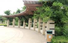 胶州市少海新城湿地、山地、北湖、南湖公园