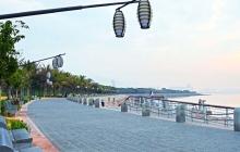 南山区城市管理局后海滨公园景观工程