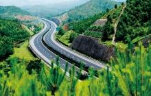 江西高速公路边坡绿化工程