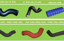 進氣系統膠管材料結構