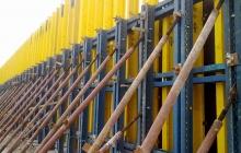 木梁單側體系