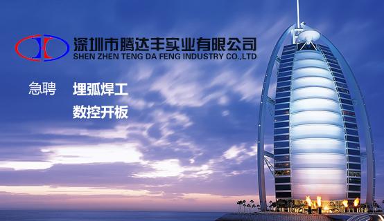 深圳市腾达丰实业有限公司