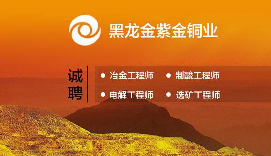 黑龙江紫金铜业有限公司
