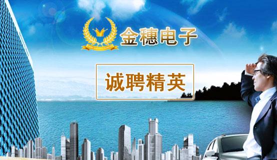 广州金穗电子科技有限公司招聘信息
