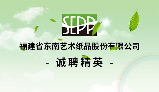 福建东南艺术纸品股份有限公司