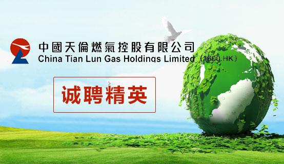 中国天伦燃气控股有限公司招聘信息