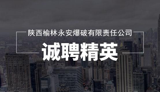 陕西榆林永安爆破有限责任公司