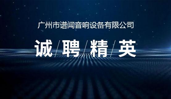 广州市谱闻音响设备有限公司