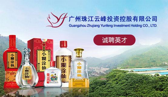 广州珠江云峰投资控股有限公司招聘信息