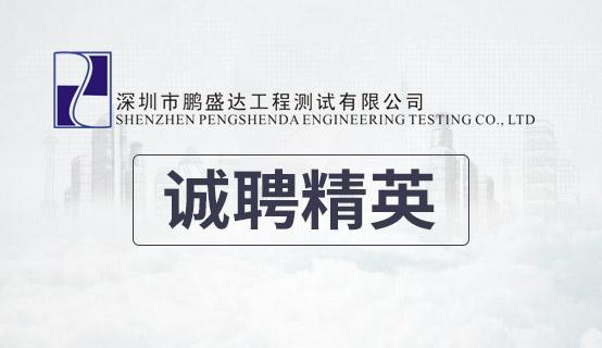 深圳市鹏盛达工程测试有限公司
