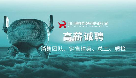 四川通胜电缆集团有限公司招聘信息