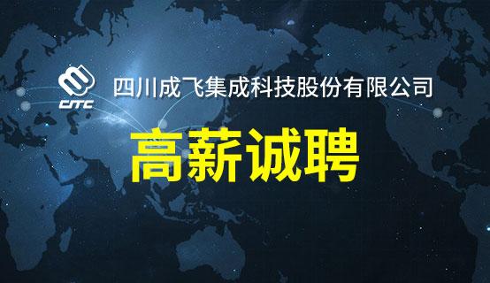 四川成飞集成科技股份有限公司888彩票娱乐园信息
