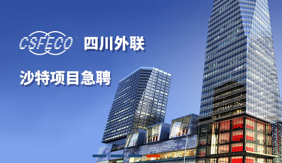四川外聯經濟合作有限責任公司招聘信息