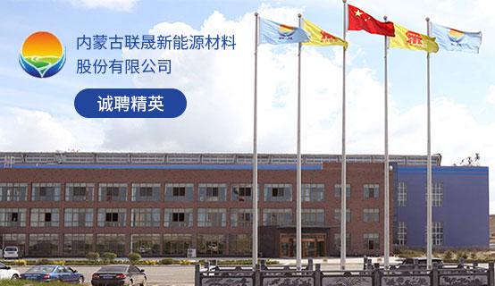 内蒙古联晟新能源材料股份有限公司招聘信息