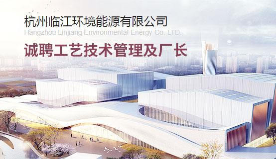 杭州臨江環境能源有限公司