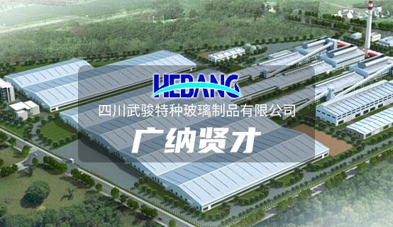 四川武骏特种玻璃制品有限公司招聘信息