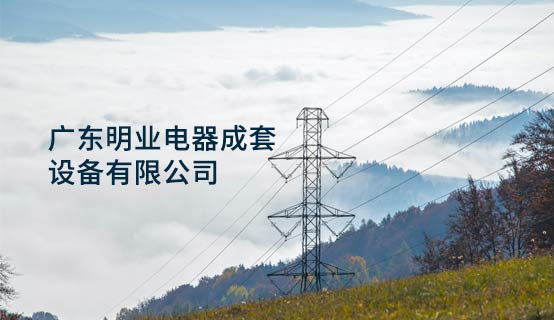 廣東明業電器成套設備有限公司招聘信息
