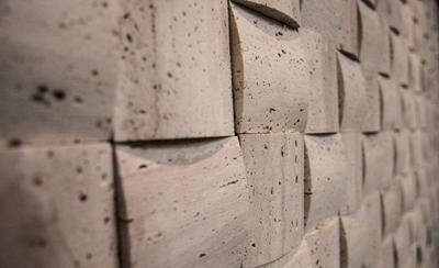 装饰效果和时装化感觉,仿古砖因为上面履盖一层釉,故不可以任意切割