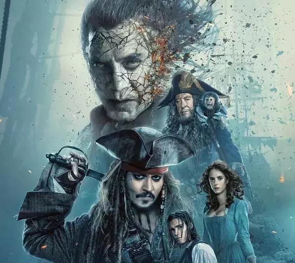 论《加勒比海盗5》被黑:没这财力,提前防护就更不能省了!